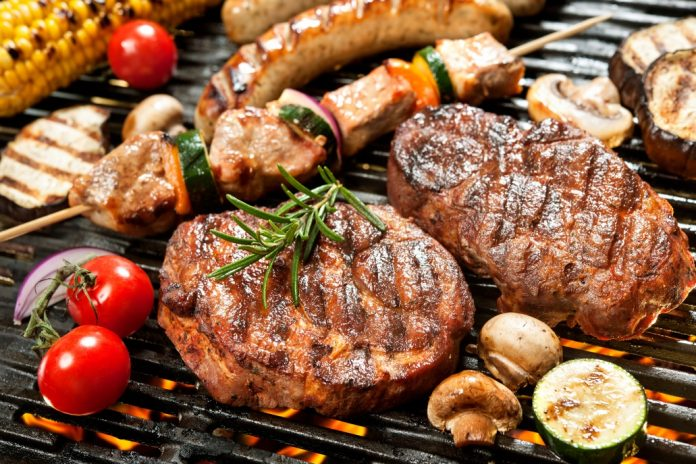 barbecue catering company