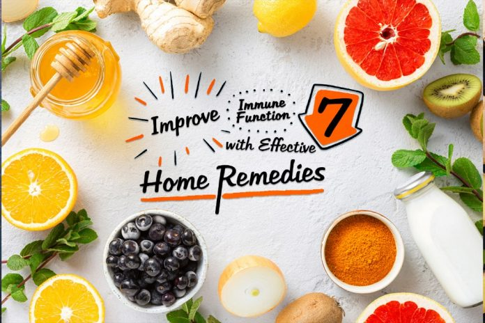 Effective remedies for Immune Function, Home Remedies for Immunity, alldayplus