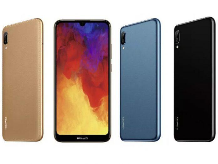 Huawei P Smart 2019 case