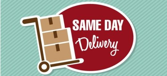 same day delivery walsall
