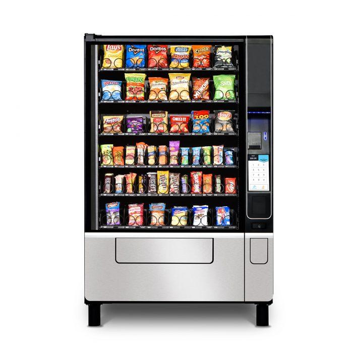 snack vending machine manufacturers