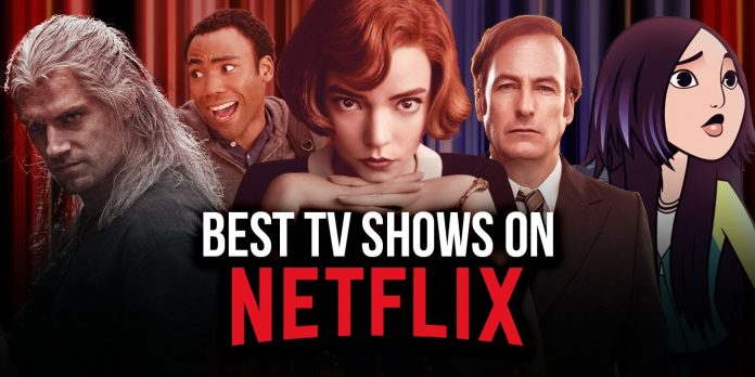 FIVE NETFLIX SERIES TO WATCH WITH YOUR FATHER